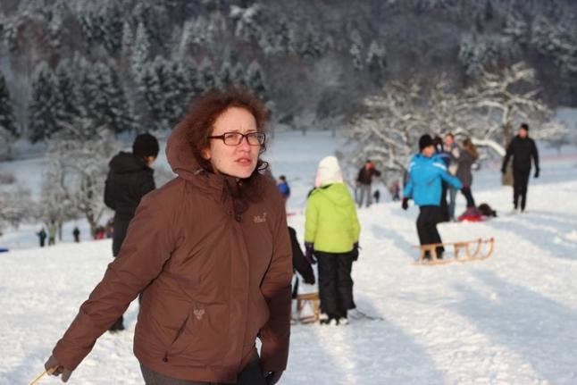 Доктор Анастасия Евгеньевна Руднева сопровождает ребят третий год подряд
