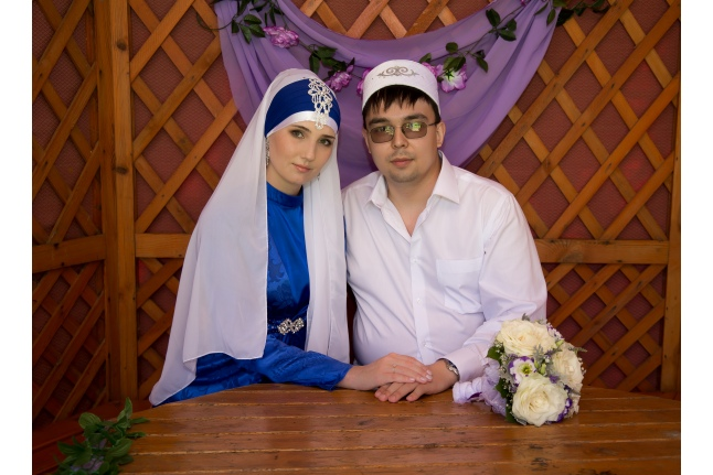 Эля Абдулова и Артур Салимов