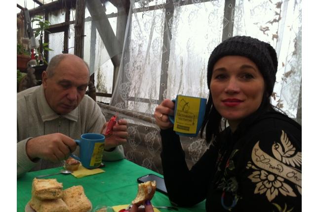 Безумное чаепитие в садоводческом товариществе «Конек-горбунок»