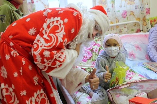 Новогодний праздник в МООД г. Балашихи