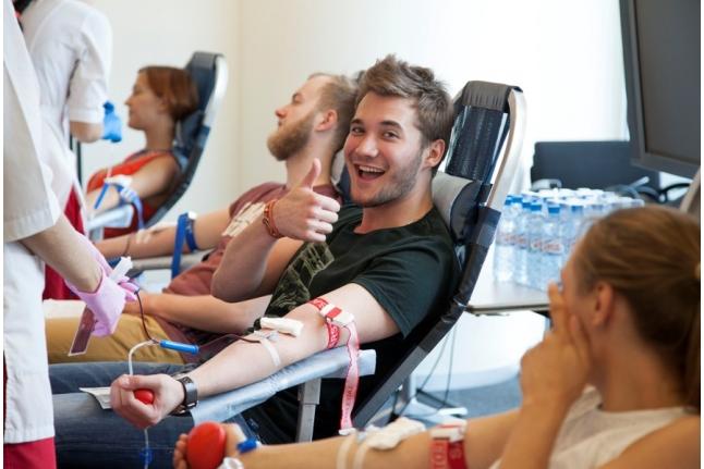 День донора в KPMG