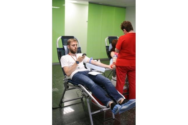 День донора в «АКАДО Телеком»