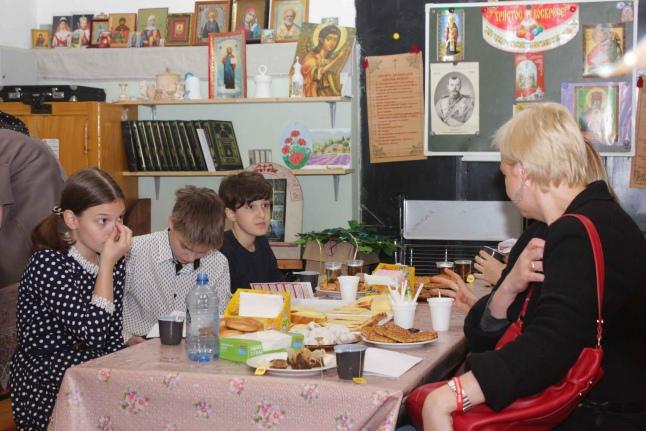 """Донорская акция в Храме """"Большое Вознесение"""""""