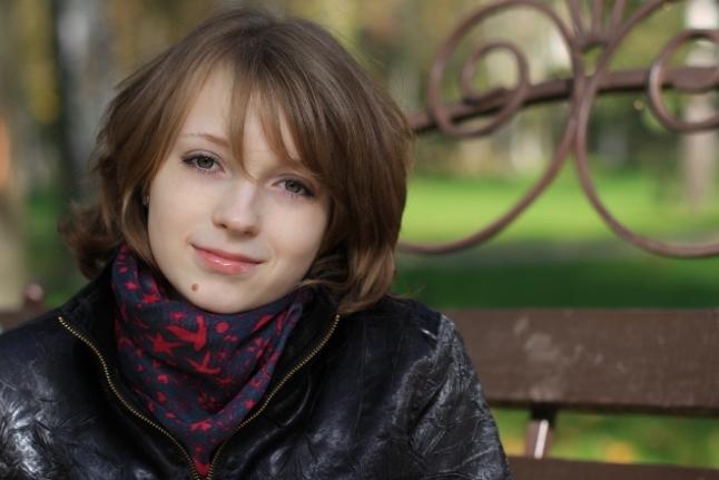 Аня Тришечкина сегодня