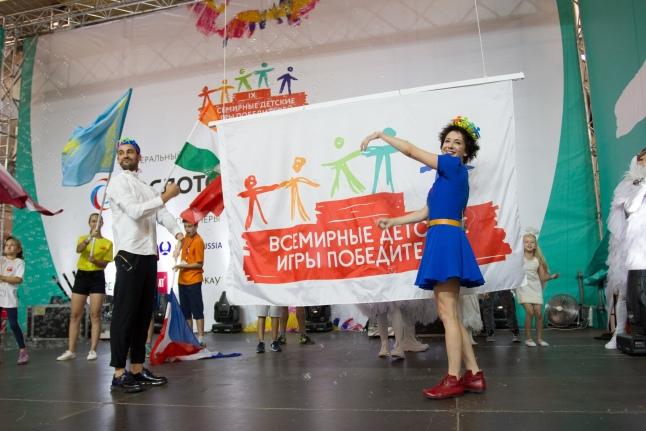 Чулпан Хаматова и Риналь Мухаметов, Игры-2018
