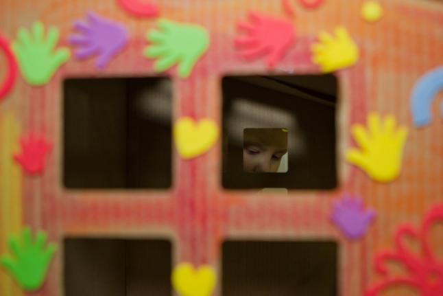"""Подготовка к выставке """"Я в домике!"""""""