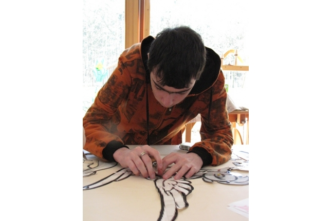 Миша Согомонян на мастер-классе