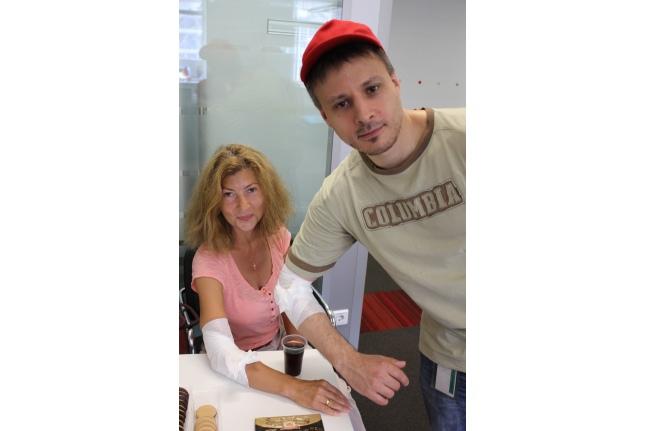 Пятый День донора в Otto Group Russia