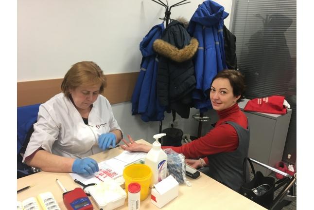 День донора в РЖД