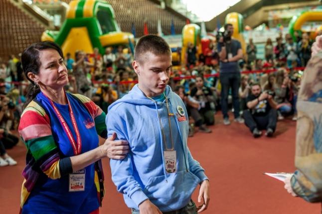 Золотой призер по плаванию — Федор Лысиков