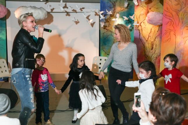 Открытие выставки «Нарисуй мне барашка!» - Ксана Сергиенко