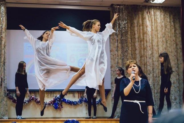 Концерт «Ты не один» в школе № 1392 им. Дмитрия Рябинкина