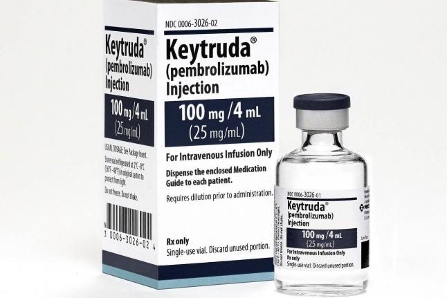 «Китруда» (пембролизумаб), препарат нового поколения
