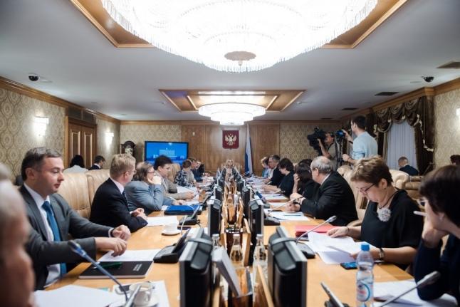 Совет при правительстве РФ по вопросам попечительства в социальной сфере