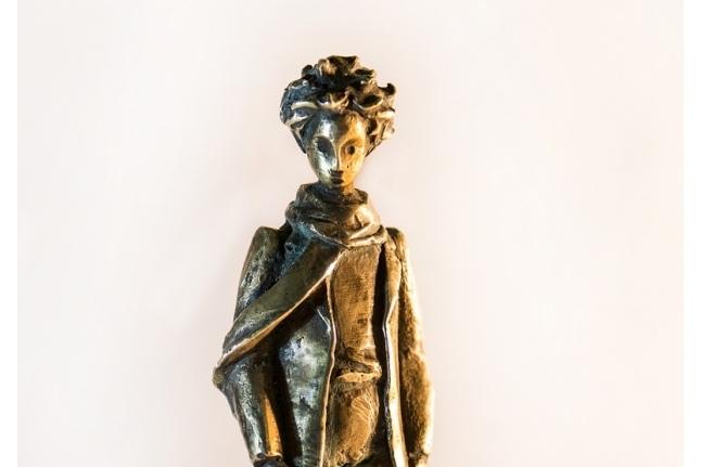 Маленький принц, символ Премии фонда