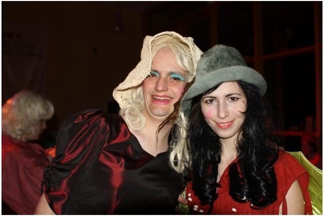 Лесные Пираты-2011, Маскарад