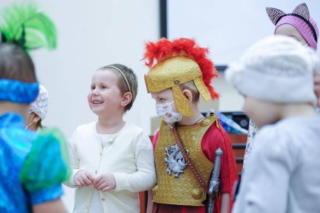 Рыцари и принцессы Морозовской больницы