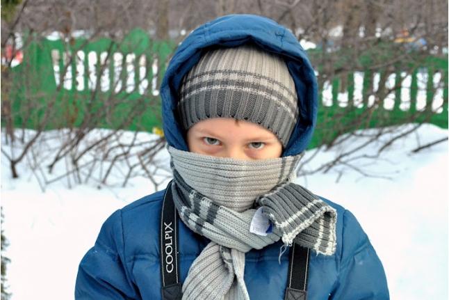 Фотограф Ваня Фадеев (Центр рентгенорадиологии) вышел на охоту