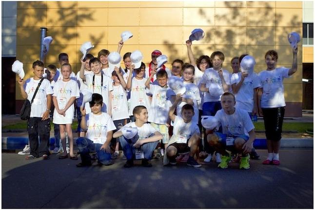 Барретстаун-2012. Команда «Подари жизнь» в сборе