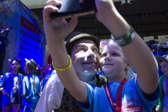 VII Всемирные детские «Игры победителей». Церемония открытия
