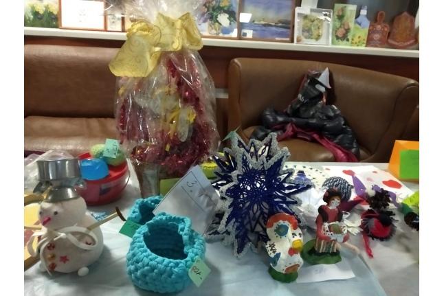 Поделки и игрушки для ярмарки