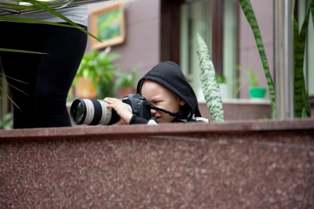 Фотоохота Альберта Шевченко - НПЦ мед.помощи детям в Солнцеве