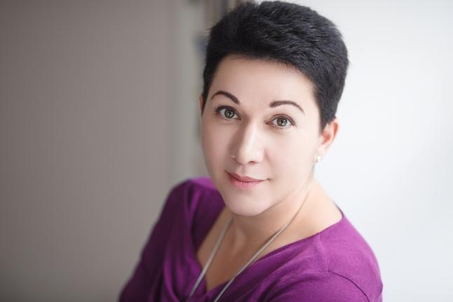 Екатерина Шергова, директор фонда, фото Анна Данилова