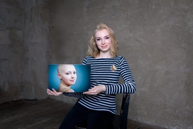 Аня Тришечкина, героиня мая