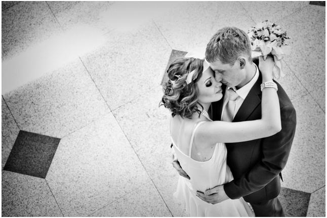 Танины свадебные фотографии