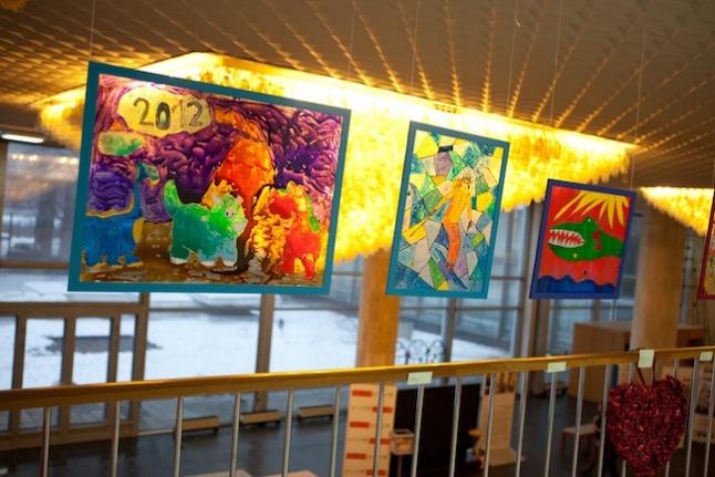 ПроСвет - витражи - настоящее украшение выставки