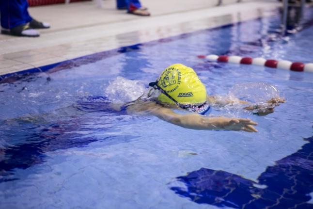 Плавание по-настоящему