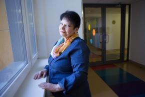 Валентина Ивановна работает няней 4 года