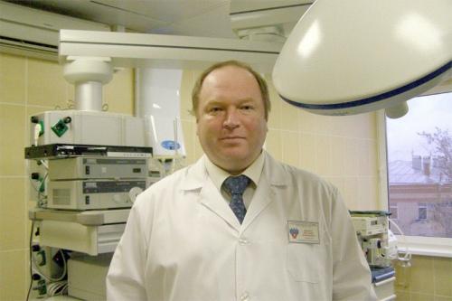 Евгений Жибурт, врач-трансфузиолог, доктор медицинских наук