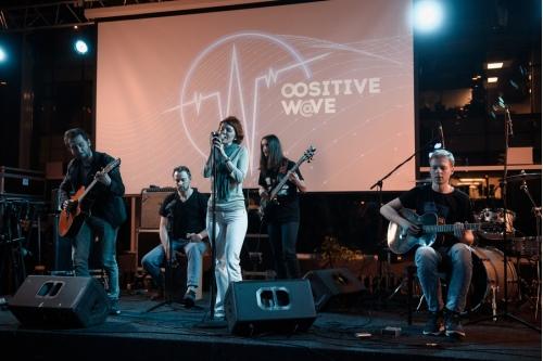 Музыкальный конкурс Positive Wave