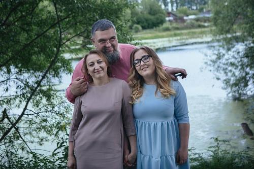 Ольга и Алексей Сорокины планировали ограничиться одним ребенком, дочкой Аней. Но жизнь распорядилась иначе