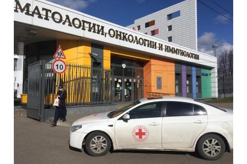Экипаж группы реагирования на бедствия РКК уже в Центре им. Дмитрия Рогачева