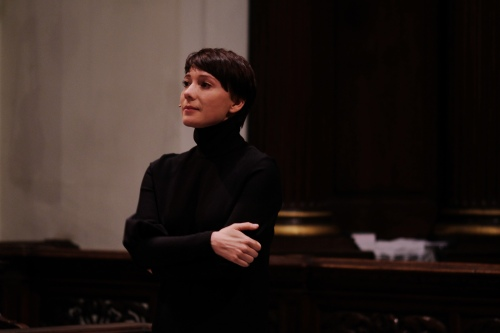 Актриса, соучредитель фонда Чулпан Хаматова