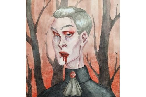 Персонаж из готического романа