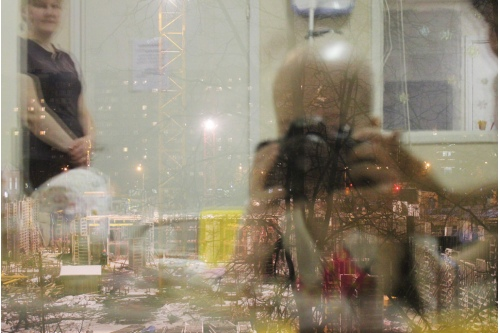 Двойной портрет одного из участников фотомарафона 2015 года