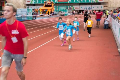Дети могут не только вернуться в спорт, но и участвовать в Играх победителей
