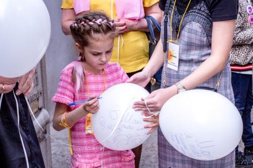 В этом году на Дне памяти было 66 детей — братьев и сестер ушедших ребят
