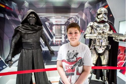 Персонажи из «Звездных войн» не выходят из моды