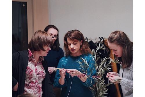 Любительницам вязания удалось собрать 54 000 рублей