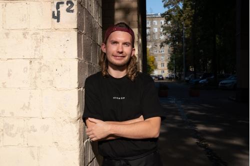 Роман Бейманков, бариста и донор