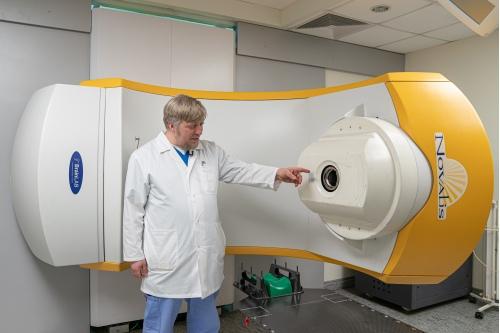 Этот космический аппарат помогает уничтожить самые коварные опухоли