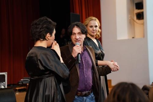 Друг фонда актер Эвклид Кюрдзидис признался, что завидует богатым людям
