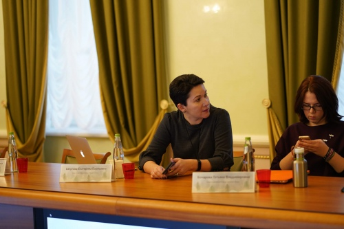 Круглый стол, Екатерина Шергова