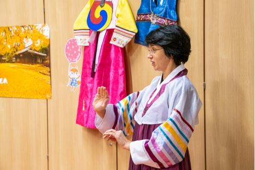 Наталья Кочанова — волонтер проекта «Кругосветка», с которой было легко, приятно и интересно путешествовать по Южной Корее