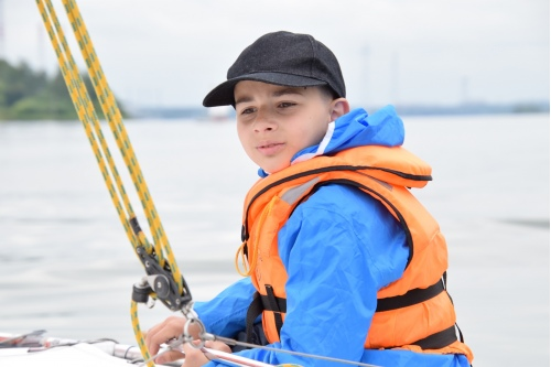 Данил Адамчук, 13-летний капитан