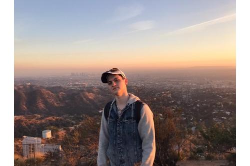 Вова в Лос-Анджелесе
